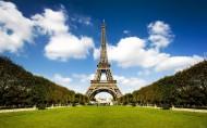 法国埃菲尔铁塔风景图片_9张