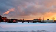 芬兰的雪图片_17张