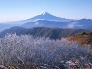日本富士山自然风光图片_20张