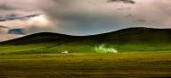 內蒙古貢格爾草原風景圖片_8張