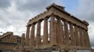希腊雅典卫城风景图片_15张