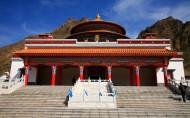 內蒙古阿拉善左旗廣宗寺風景圖片_13張