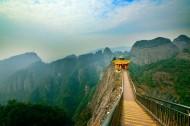 广西桂林天门山风景图片_8张