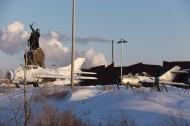 内蒙古海拉尔纪念园图片_12张