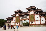海南三亞南山文化旅游區圖片_26張