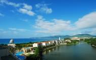 海南三亚风景图片_6张
