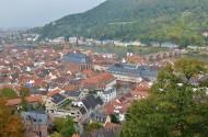 德國海德堡城堡風景圖片_10張