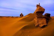 內蒙古額濟納黑水城風景圖片_6張