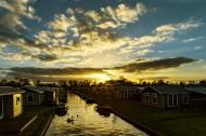荷兰羊角村风景图片_11张