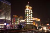 河南郑州二七双塔图片_5张