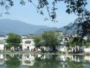 安徽黄山宏村风景图片_9张