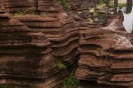 湖南古丈紅石林風景圖片_17張