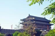 陕西西安古城风景图片_10张