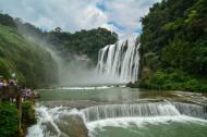贵州黄果树瀑布图片_13张