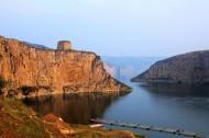 黄河第一湾风景图片_22张