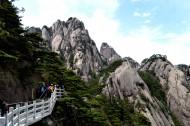 安徽黃山風景圖片_15張