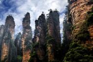 湖南張家界風景圖片_6張