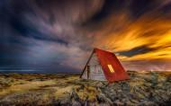 冰岛风景图片_20张