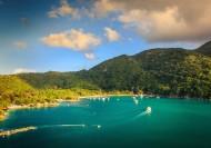 加勒比海岛国海地风景图片_16张