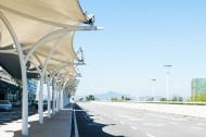 機場客運站內景圖片_12張