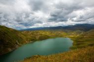 新疆吉林台一级水电站风景图片_13张