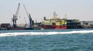 納米比亞鯨灣港風景圖片_17張