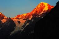 瑞士少女峰风景图片_10张