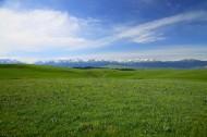 新疆喀拉峻草原風景圖片_15張