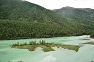新疆喀纳斯风景图片_12张