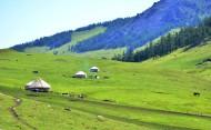 新疆喀纳斯风景图片_25张