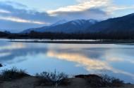 西藏拉萨河风景图片_5张