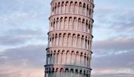 意大利比萨斜塔图片_11张