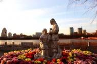 北京莲花池公园风景图片_13张