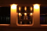 廣東廣州獵德橋夜景圖片_14張