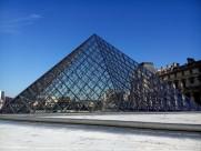 法国巴黎卢浮宫图片_12张