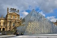 法国巴黎卢浮宫图片_8张