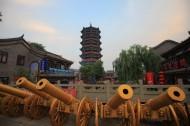 河北唐山滦州古城风景图片_11张