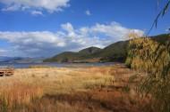 四川瀘沽湖風景圖片_29張