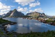 美麗的挪威小鎮圖片_8張