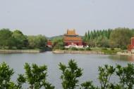 湖北明顯陵風景圖片_12張