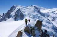 法国勃朗峰风景图片_10张