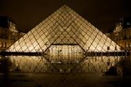 法国巴黎卢浮宫图片_9张