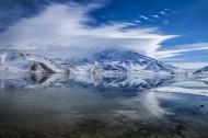 新疆慕士塔格峰风景图片_11张