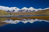 新疆慕士塔格峰风景图片_16张