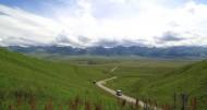 新疆那拉提草原风景图片 _14张