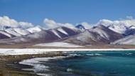 西藏纳木错风景图片_8张