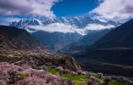 西藏林芝南迦巴瓦峰风景图片_14张
