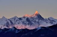 西藏林芝南迦巴瓦峰图片_7张