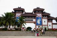 三亚南山文化旅游区图片_8张