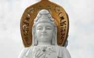 三亚南山寺风景图片_20张